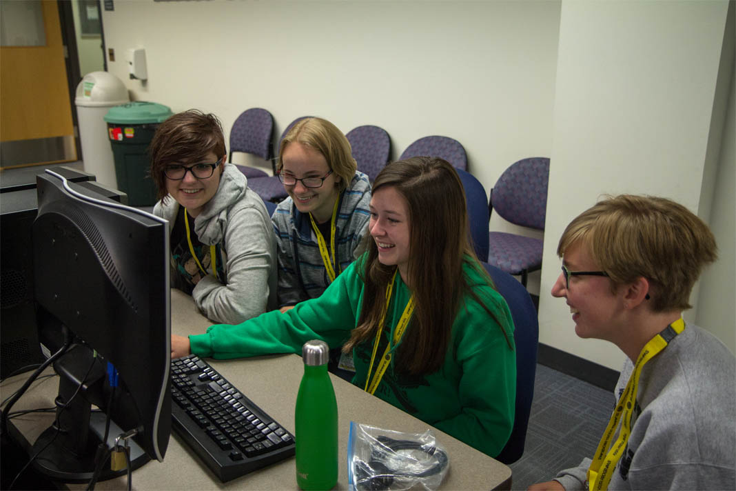 Technology Management Image: Women In Computer Science (WiCS)
