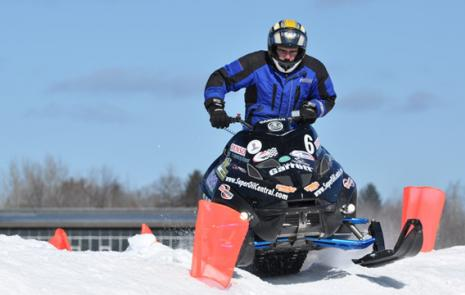 Greener and Cleaner: Building a Better Snowmobile